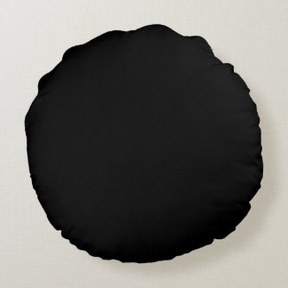 Travesseiro brilhante do acento almofada redonda