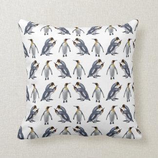 Travesseiro da agitação do rei pinguim (escolha a almofada