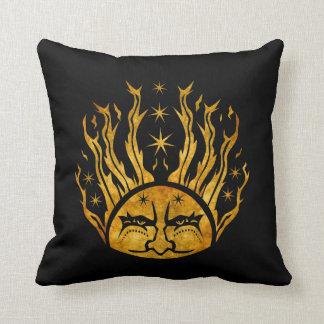 Travesseiro da lua de Sun Almofada