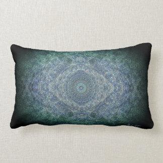 Travesseiro da mandala da rocha de Netuno Almofada Lombar
