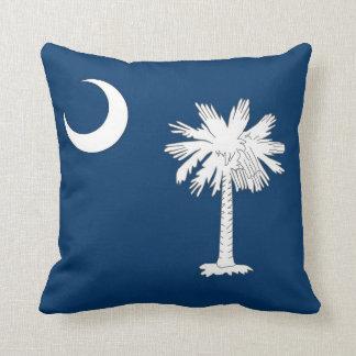 Travesseiro de MoJo do americano da bandeira do Almofada