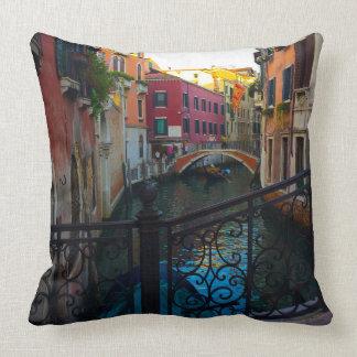 Travesseiro decorativo da ponte de Veneza, Italia Almofada