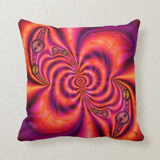 Travesseiro decorativo espiral   celular