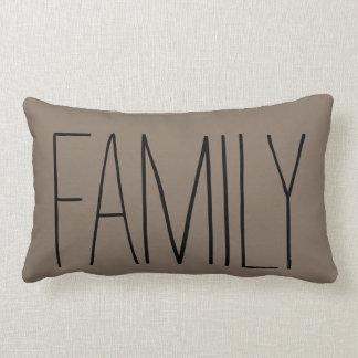 Travesseiro decorativo Home da decoração da