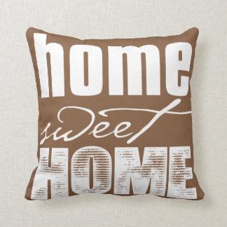 Travesseiro decorativo home doce do howe do