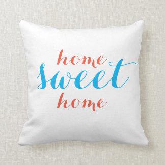Travesseiro decorativo Home doce Home Almofada