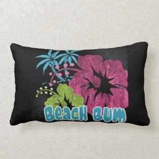 Travesseiro do vagabundo da praia almofada lombar