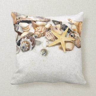 Travesseiro dos Seashells Almofada