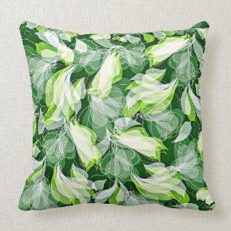 """Travesseiro verde gracioso 20"""" x 20"""" almofada"""