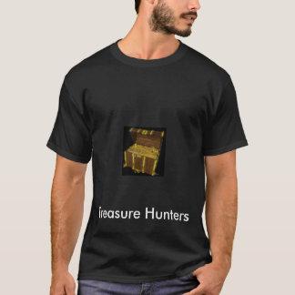 TreasureChest, caçadores de tesouro Camisetas