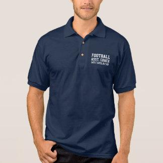 Treinador assistente personalizado da equipe II Polo