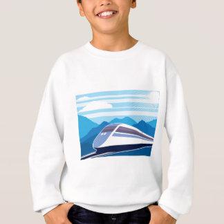 Trem rápido camisetas