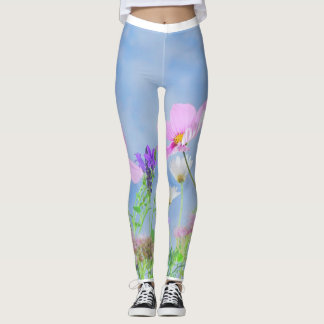 Trendy Flowers ir Legging