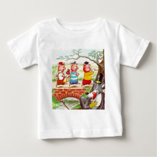 Três porcos pequenos t-shirt