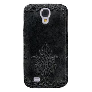 Tribal escuro de Falln Galaxy S4 Cases