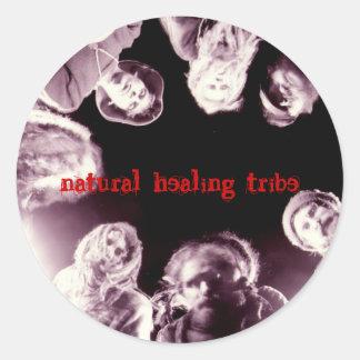 tribo cura natural adesivo
