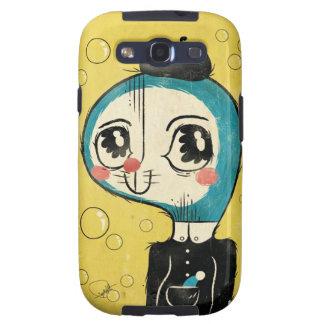 Tributo ao criador Hiroshi Fujimoto de Doraemon Capinhas Samsung Galaxy S3