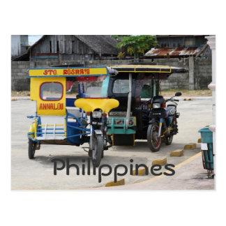 Triciclos Cartão Postal