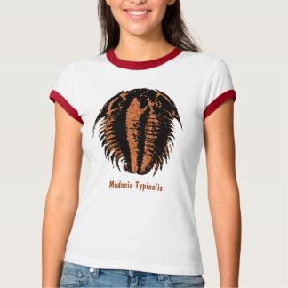 Trilobite do fóssil de Modocia Typicalis T-shirts