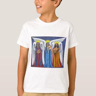 Trio da música do anjo tshirt