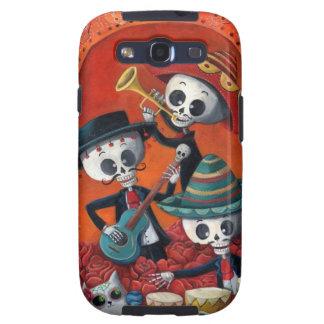 Trio do Mariachi de Diâmetro de Los Muertos Capinha Samsung Galaxy S3