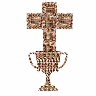 Troféu do campeão de HolyCross Escultura Fotos
