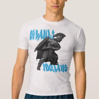 Trojan seque o ajustado tshirt