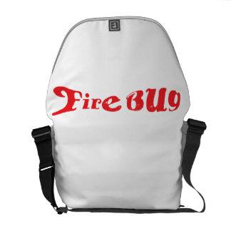 Trouxa do mensageiro do FireBug Bolsa Mensageiro