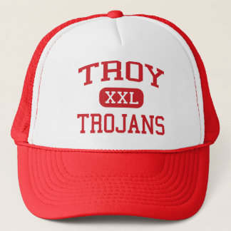 Troy - Trojan - escola secundária - Troy Ohio Boné