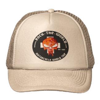 Trucker Basecap rock The World - Bee & Bone