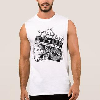 TRUNFO de Boombox ELE ultra camisola de alças Camisas Sem Mangas