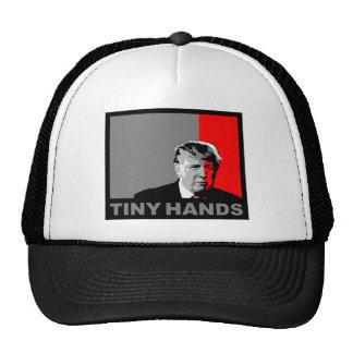 Trunfo/Drumpf: Mãos minúsculas Boné