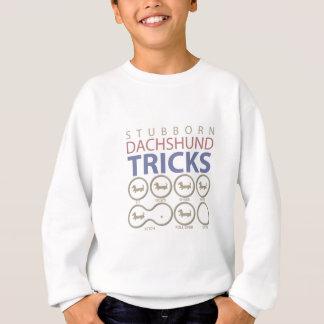 Truques do Dachshund, piadas engraçadas do cão Camiseta