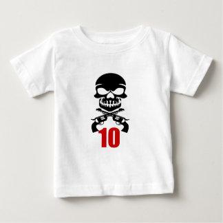 Tshirt 10 designs do aniversário