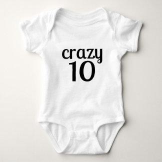 Tshirt 10 designs louco do aniversário