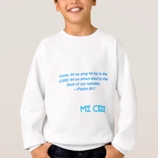 Tshirt 95:1 do salmo