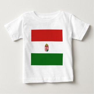 Tshirt A bandeira de Hungria