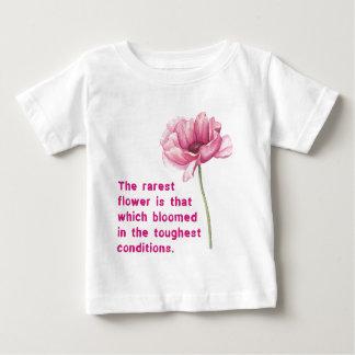 Tshirt A flor a mais rara