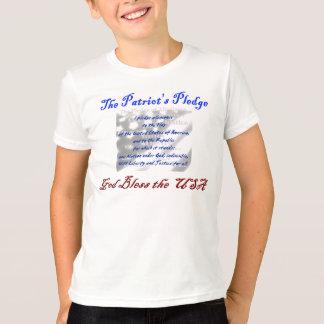 Tshirt A garantia do patriota