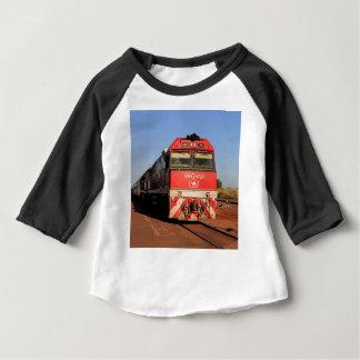 Tshirt A locomotiva do trem de Ghan, Darwin