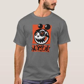 Tshirt A mostra de Xombie