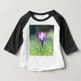 Tshirt Açafrão violeta 02