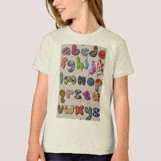 Tshirt Alfabeto original Vitashirt
