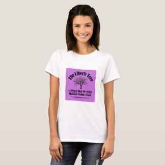 Tshirt Alternativo da árvore da liberdade