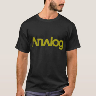 Tshirt Analog-BCMshop