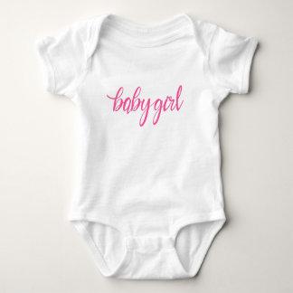 Tshirt Aniversário bonito do Bodysuit da veste do bebé