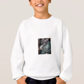 Tshirt Anjo gráfico da sombra 10-26-10