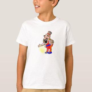 Tshirt Anunciador do circo