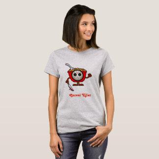 Tshirt Assassino do cereal