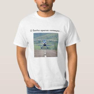 Tshirt aviação
